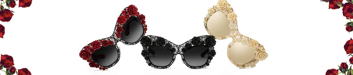 Colección Dolce & Gabbana Flowers Lace
