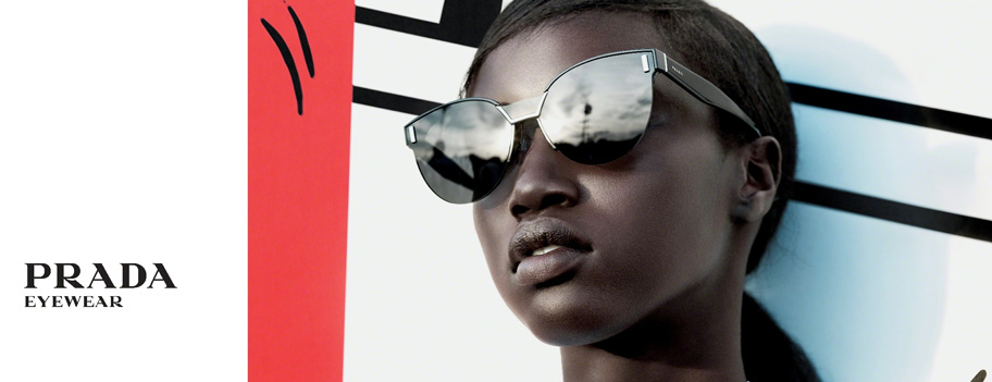 Sunglasses - Prada