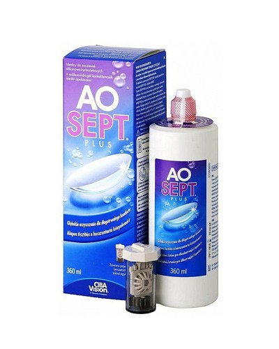 AOSEPT Plus 360 ml