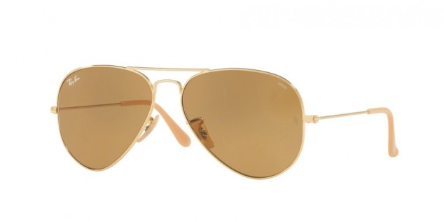 Aviator Large Metal RB3025 90644I