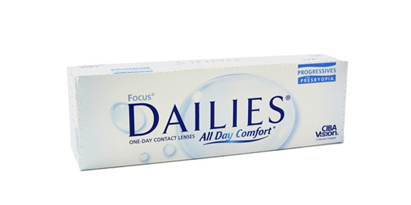 Dailies All Day Comfort Progressives 30