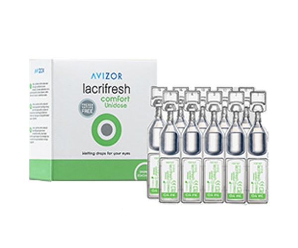Lacrifresh Comfort 20 x 0.40 ml