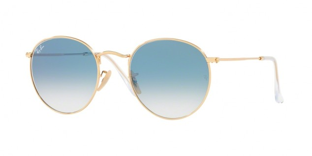 Ray-Ban Round Metal RB3447N 001/3F 50-21