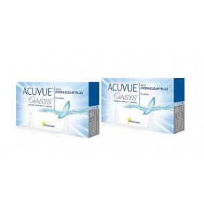 Acuvue Oasys with Hydraclear Plus 12