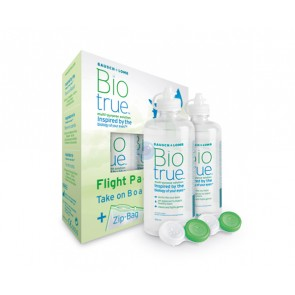 Biotrue 2 x 60 Flight Pack