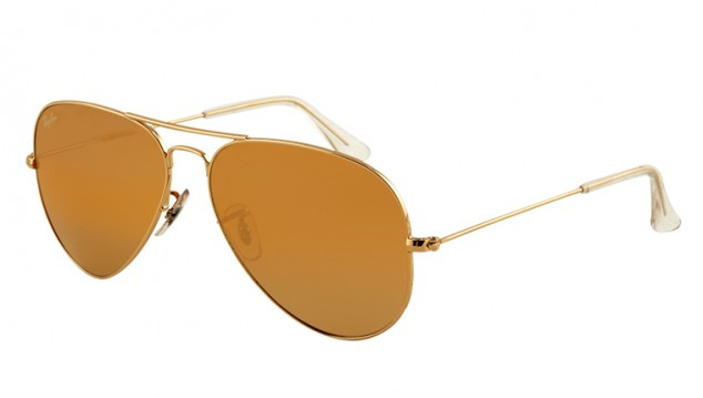 Aviator Large Metal RB3025 001/4F