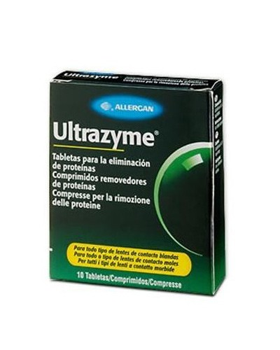 Ultrazyme 10 Tabs