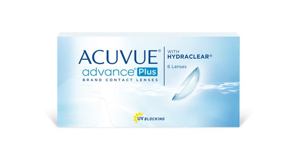 Acuvue Advance Plus with Hydraclear 6