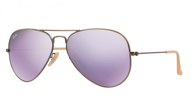 Aviator Large Metal RB3025 167/4K