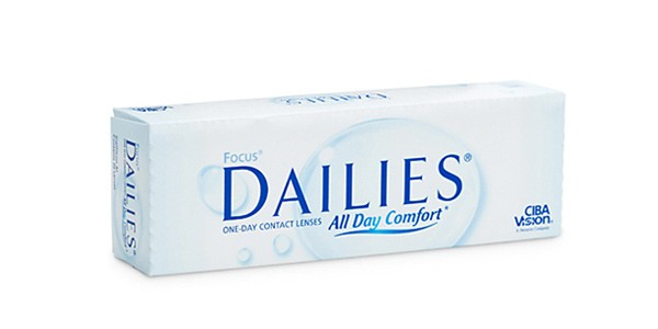 Dailies All Day Comfort 30