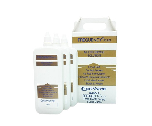 Frequency Plus 3 x 250 ml