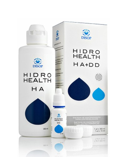 Hidro Health HA 360 ml  + Hidro Health DD