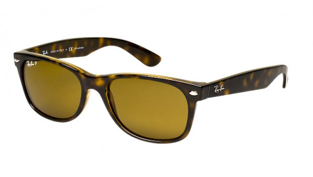 New Wayfarer RB2132 902/57