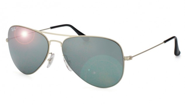 Ray-Ban Aviator Flat Metal RB3513 154/6G