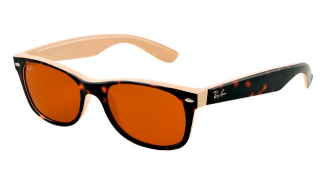 Ray-Ban New Wayfarer RB2132 6012 55-18