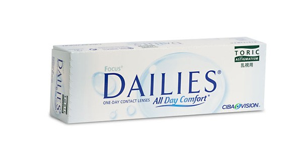 Dailies All Day Comfort Toric 30