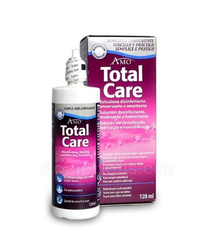 Total Care Desinfectante 120 ml
