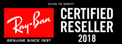 Ray-Ban Certified Reseller 2017