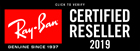Ray-Ban Certified Reseller 2019