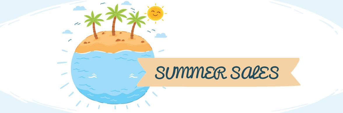 Eyeglasses & Sunglasses Summer Sales