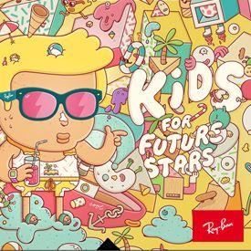 Ray-Ban glasses gfor Kids
