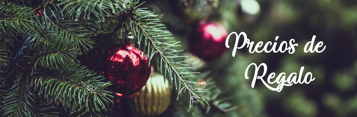 Precios especiales en Navidad