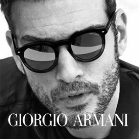 Lunettes de soleil Giorgio Armani