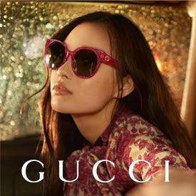 Lunetets de soleil Gucci