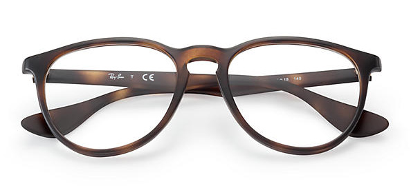 Ray-Ban Erika Optic Eyeglasses