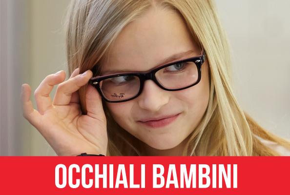 Occhiali da vista Ray-Ban per bambini