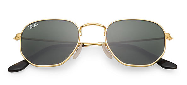 Occhiali da sole Ray-Ban Hexagonal Flat Lenses