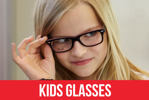 Kid's Ray-Ban Eyeglasses