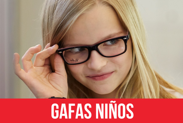 Gafas Ray-Ban Graduadas Niños