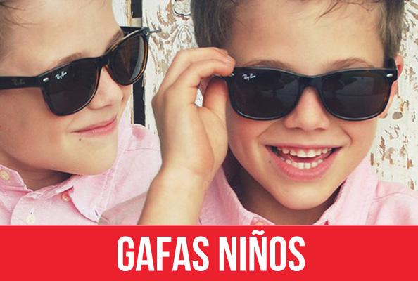 Gafas Ray-Ban Niños